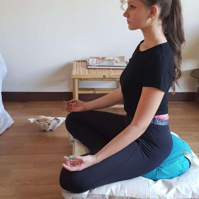 Coussin meditation